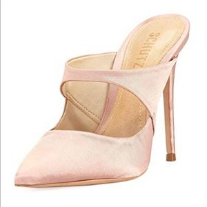 NWT Women's Schutz slip on heels